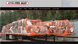 Action Steel Sales, Penticton