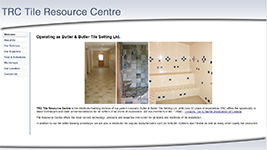 Butler Tile Resource Centre, Kelowna