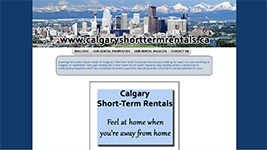 Fully furnished Short Term Rental suites in Calgary