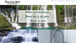 Easy Living Waters is a distributor of Grander Water products
