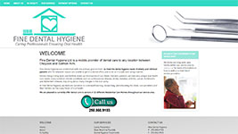 Fine Dental Hygiene, serving residents in long-term care facilities throughout the Okanagan Valley