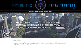 Future Fox Infrastructure Ltd offers Building Information Modelling (BIM) technology to everyone in the AEC industry.