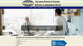 Kelowna Prostate Cancer Support & Awareness Group