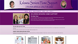 Helping Kelowna seniors in their own homes