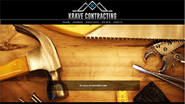 Krave Contracting is a Kelowna based firm offering drywall, renovations, restoration and painting services from Vernon to Osoyoos.