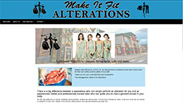 Make It Fit is a Kelowna alteration shop in Orchard Park Mall
