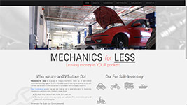 Mechanics for Less is a great Calgary service for everything mechanical