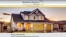 Medallion Electric, serving all your Kelowna electrical needs.