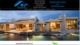 Modern Properties Inc offers contracting, renovation, painting and more in Kelowna and BC, and in Saskatoon and Saskatchewan.