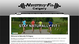 NATURALLY FIT is a Canadian supplement manufacturer selling coast to coast in Canada.