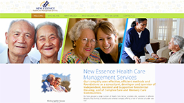 New Essence Health Care Management works with contractors to create wonderful care facilities and communities for seniors
