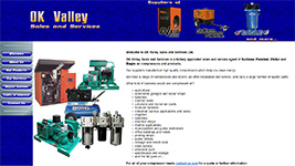 OK Valley Sales and Services is a factory appointed sales and service agent of Sullivan Palatek, DVAir and Eagle air compressors and products.