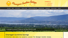 The Okanagan Sunshine Savings Coupon Book