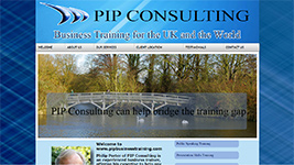 PIP Business Training in the UK and Europe