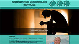 Restoration Counselling - Dr. Sam Reimer in Kelowna