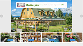 Sunshine Farm, Kelowna, offering an online store for organic seeds