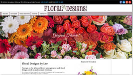 Floral Designs by Lee, serving Kelowna and the Okanagan Valley