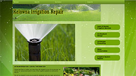 Optimum Irrigation offers irrigation system repairs in the Kelowna area.