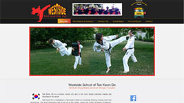 WTF style Tae Kwon Do School in Penticton, BC